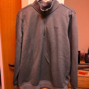 Under Armor quarter zip fleece